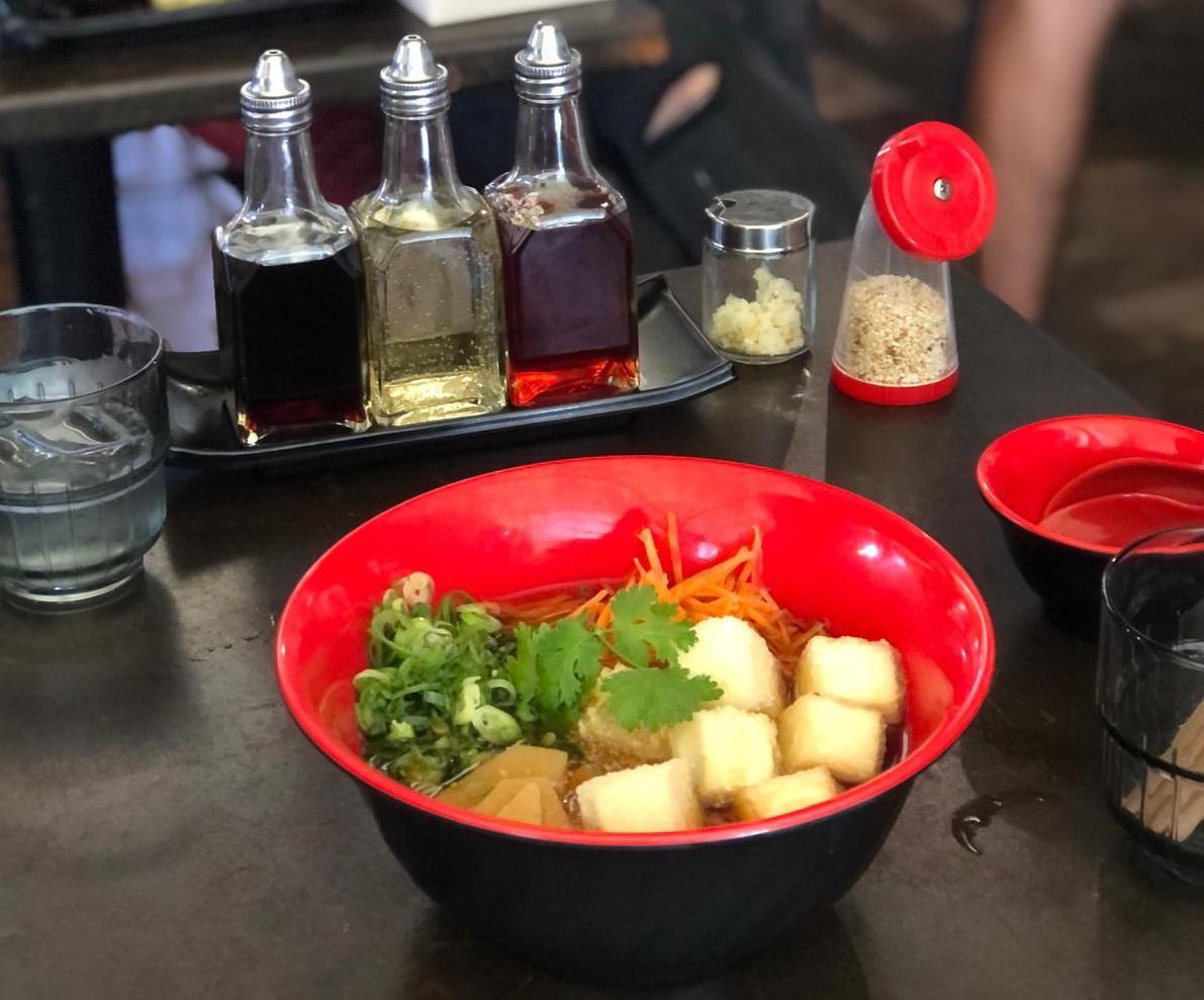 המסעדות הטובות ביותר ב רמת גן - Ramen-Ya (ראמניה)