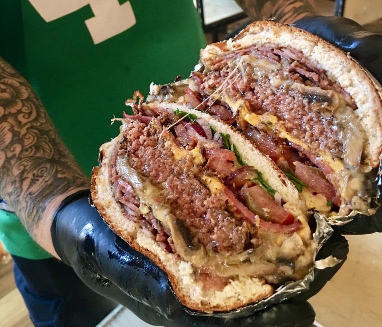 המסעדות הטובות ביותר ב רמת הגולן - The Burger Place