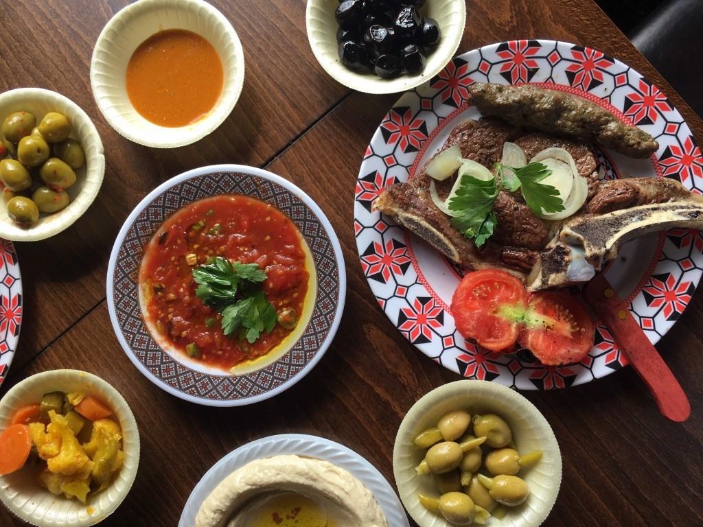 המסעדות הטובות ביותר ב רהט - איטליז אבו האני עאדל