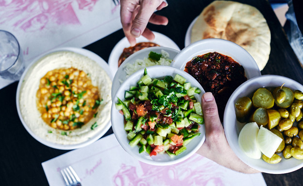 המסעדות הטובות ביותר ב טבריה והסביבה - חומוס עיסא