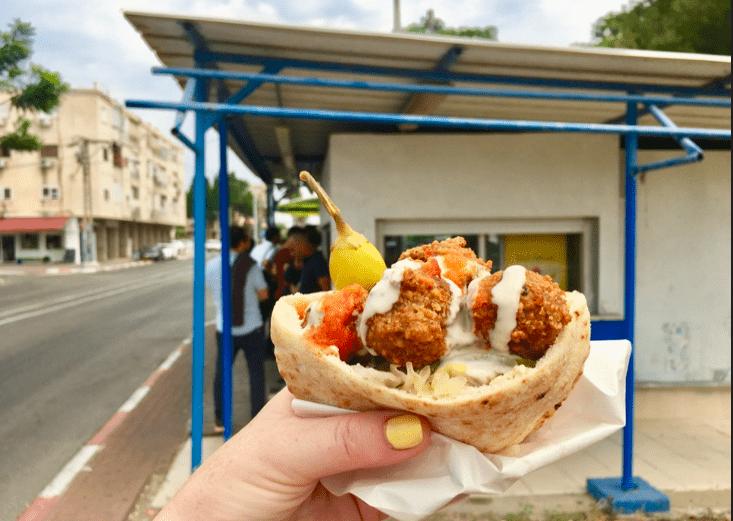 המסעדות הטובות ביותר ב עכו - פלאפל הטורקי