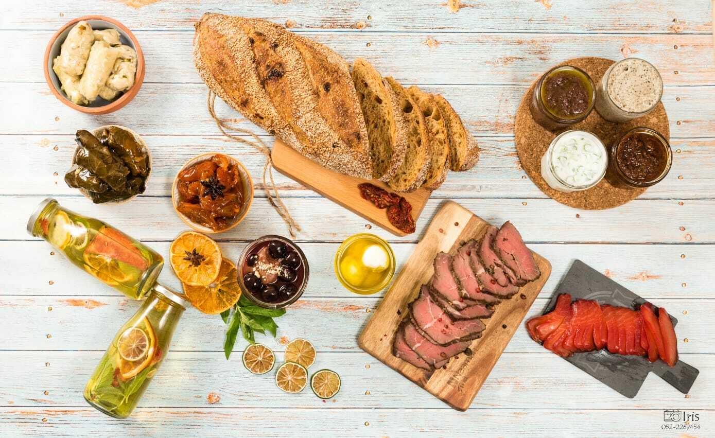 המסעדות הטובות ביותר ב גליל מערבי - סטודיו אוכל בוסתן הגליל