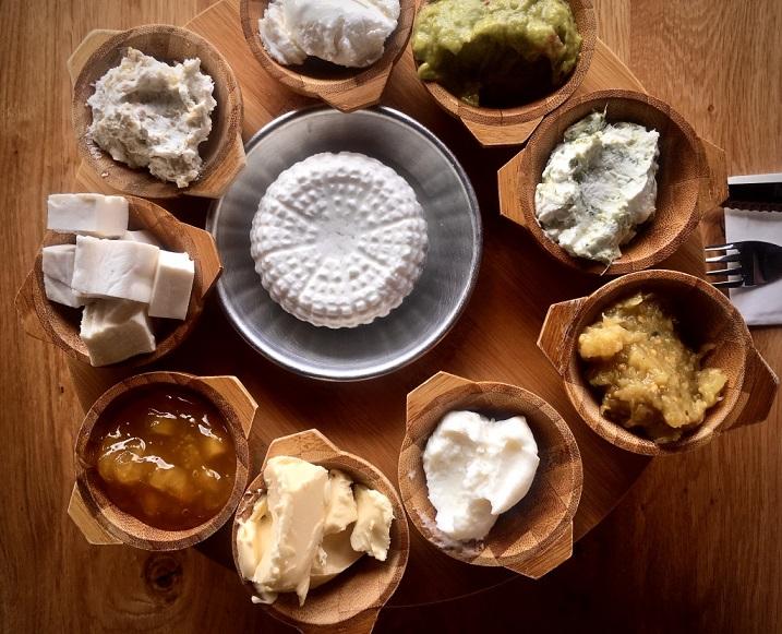 המסעדות הטובות ביותר ב עתלית, עין הוד ודליית אלכרמל - הגבינות של מיאסה