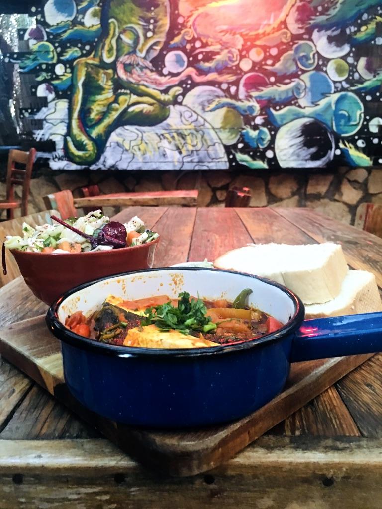 המסעדות הטובות ביותר ב מצפה רמון ונגב - פאב הברך