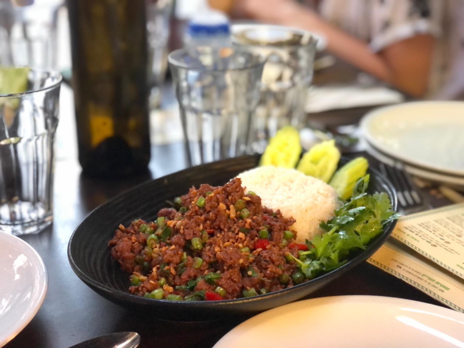 המסעדות הטובות ביותר ב תל אביב - נאם