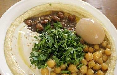 המסעדות הטובות ביותר ב גליל עליון - חומוס נגה