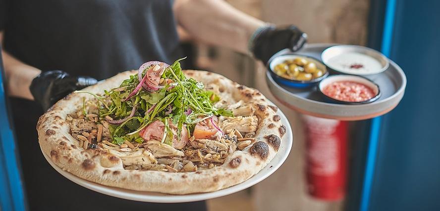 המסעדות הטובות ביותר ב גליל - Biennale Pizza Arte