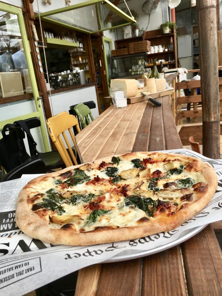 המסעדות הטובות ביותר ב עמק האלה - ג'פטו פיצה