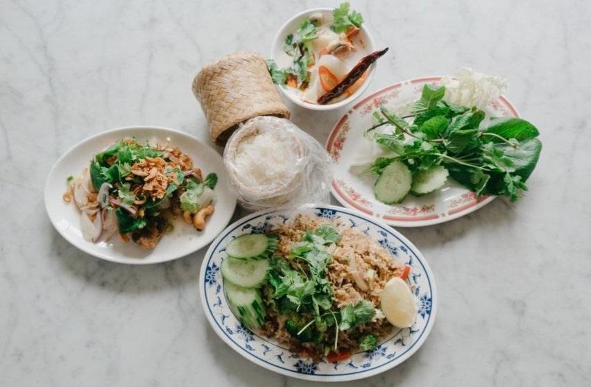 המסעדות הטובות ביותר ב תל אביב - תאילנדית בסמטת סיני