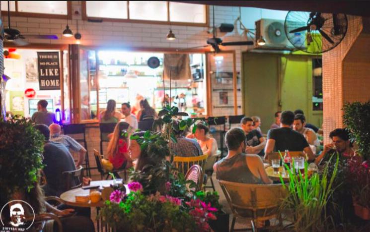 המסעדות הטובות ביותר ב כפר סבא - קפה המדרחוב