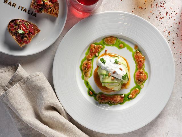 המסעדות הטובות ביותר ב נתניה - בר איטליה