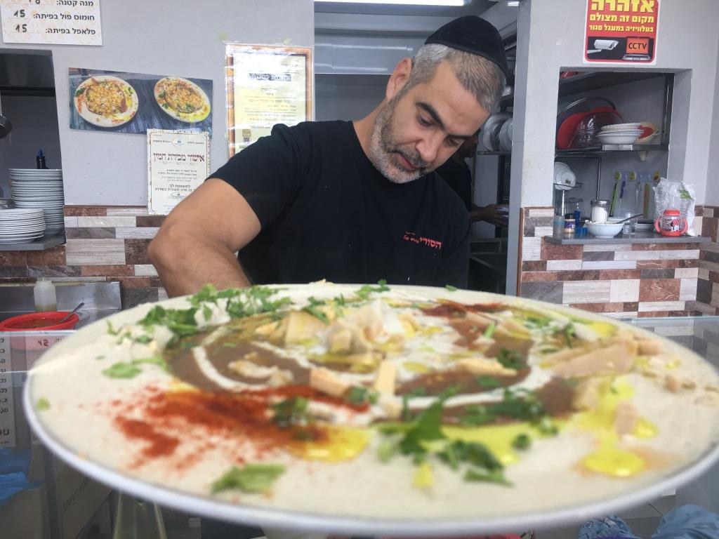 המסעדות הטובות ביותר ב בת ים - הבן של הסורי